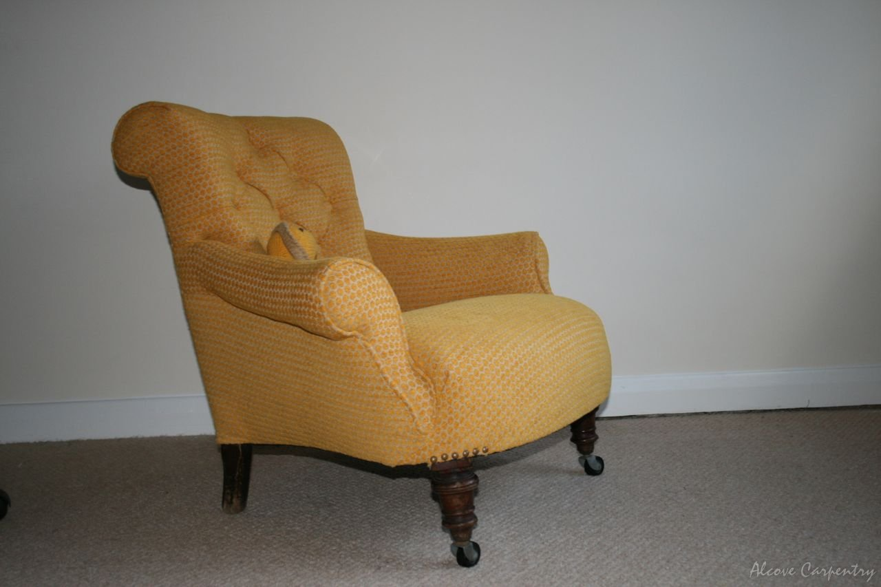 Restore furniture upholstery projects london fitted for Furniture upholsterer